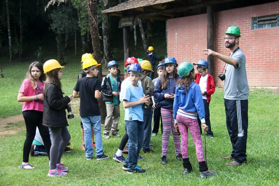 6db9837a46 Visita às Cavernas – Colégio Medianeira