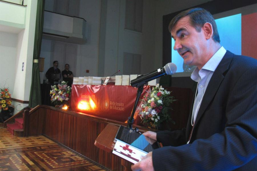 """""""Estamos celebrando uma conquista coletiva da Rede"""", disse P. Mário Sündermann."""