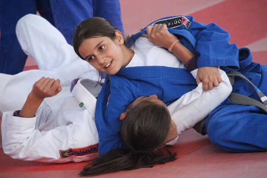 Copa de Judô fortalece a modalidade e também o Centro de Esportes. Foto: Paulinha Kozlowski.