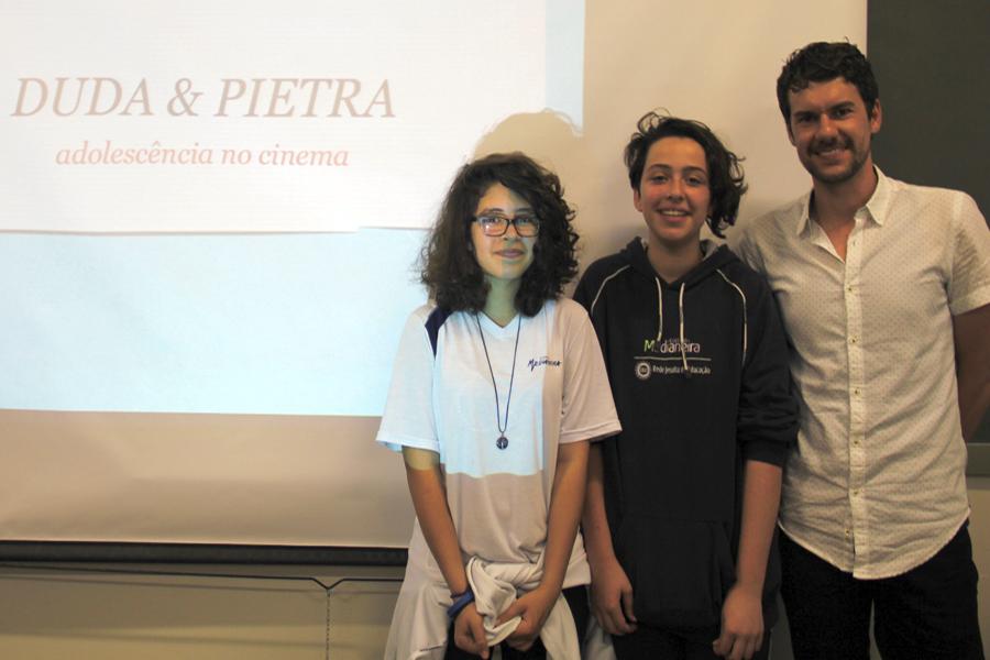 05 Cinema em Perspectiva- Duda & Pietra 2