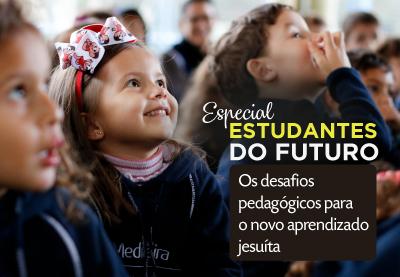 Os desafios pedagógicos para o novo aprendizado jesuíta