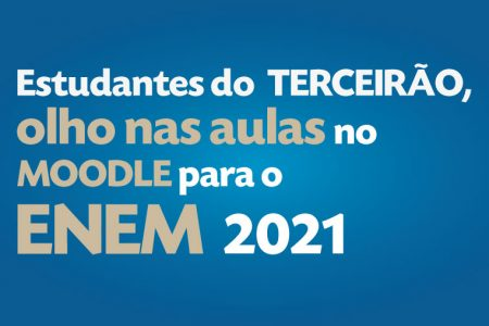 Colégio Medianeira disponibiliza mais de 70 aulas gravadas para estudantes do Enem