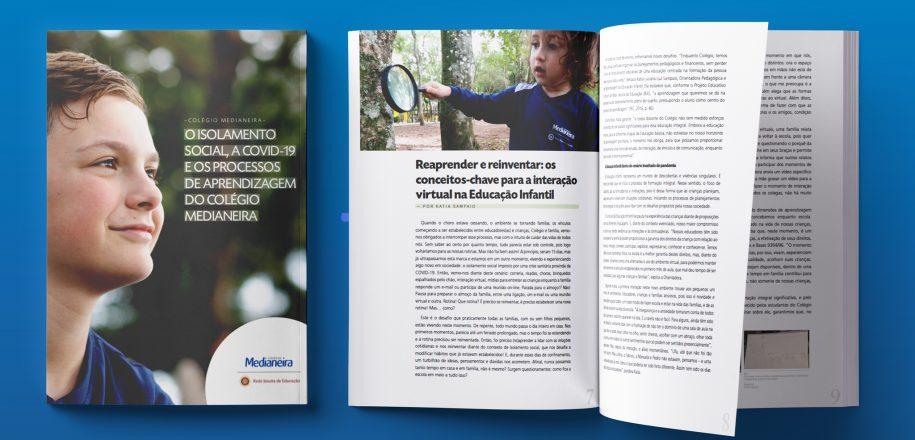 E-book do Medianeira discute as novas aprendizagens
