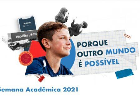 Semana Acadêmica 2021 encaminha procedimentos para o novo ano letivo