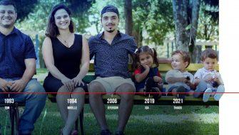 Medianeira 64 Anos - Conheça a história da família Do Valle