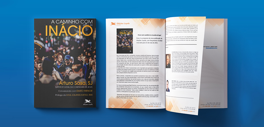 Arturo Sosa lança livro em celebração ao Ano Inaciano