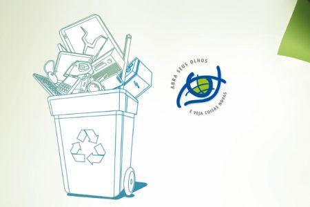 Colégio Medianeira promove campanha de coleta de resíduos eletrônicos